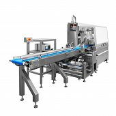 Automatic Packing Machine With Plastic Bag And Paper Box, High Speed Packing Machine For Food Produc poster