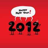 pic of new years celebration  - Funny 2012 New Year - JPG
