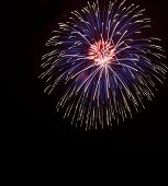 image of guy fawks  - Fireworks - JPG