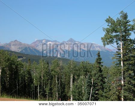 Colorado Rockies - Telluride