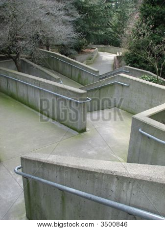 Concrete Maze