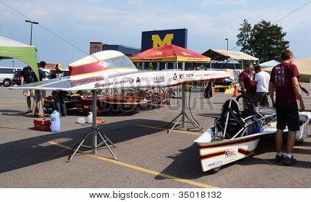Iowa State University's Solar Car