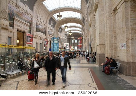 Milan Centrale