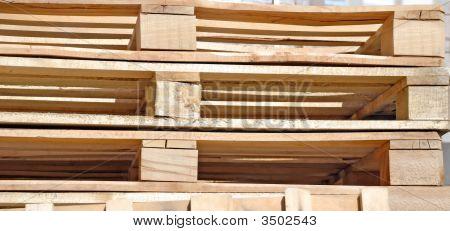 Cargo Wooden Pallets
