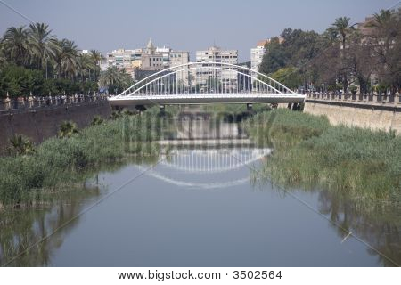 Murcia City Bridge