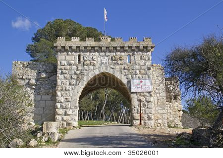 Mount Tavor Gates All Winds , Israel.