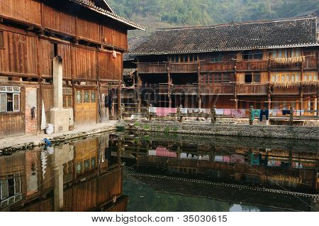 China - Minority Village