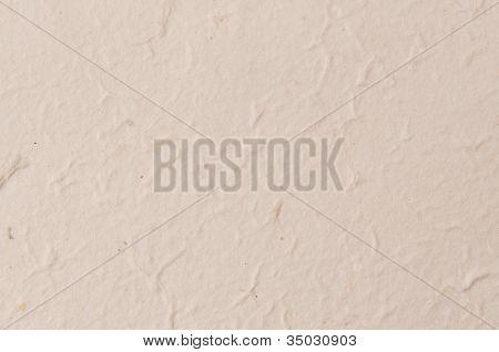 Cream Textured Paper