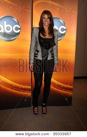 LOS ANGELES - MAY 14:  Missy Peregrym at the Disney ABC Television Group May Press Junket 2011 at ABC Building on May 14, 2011 in Burbank, CA