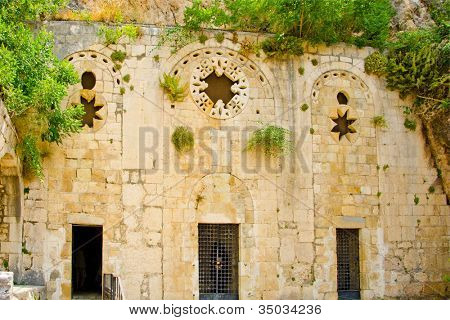 Church of St PEter in Antakya, Turkey