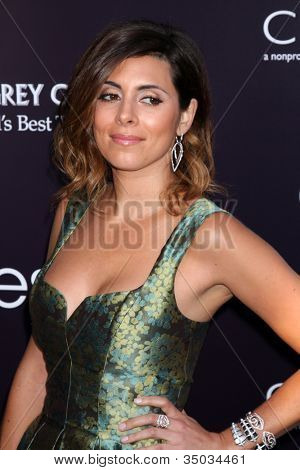 LOS ANGELES - JUN 11: Jamie Lynn Sigler arriving at the 10th Chrysalis Butterfly Ball at Private Home on June 11, 2011 in Brentwood, CA