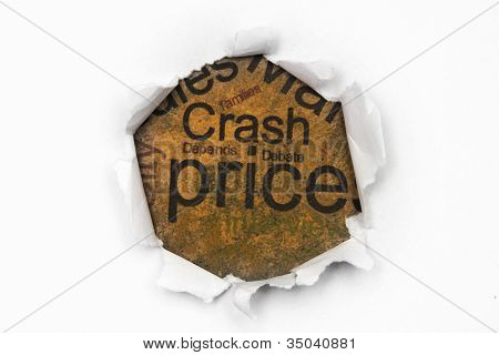 Crash Price Concept