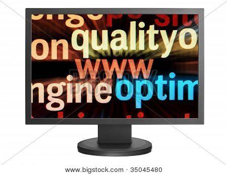 Monitor Screen