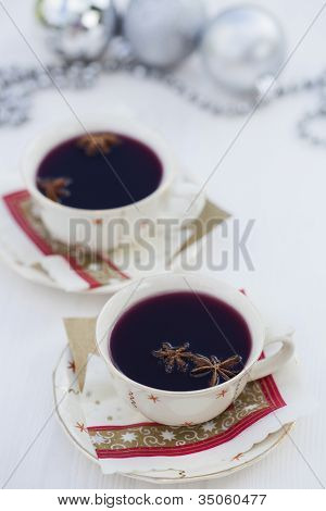 Mulled Wine For Christmas