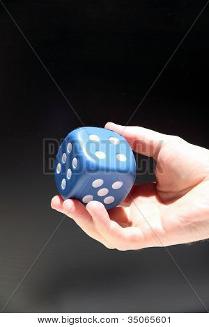 your dice sir