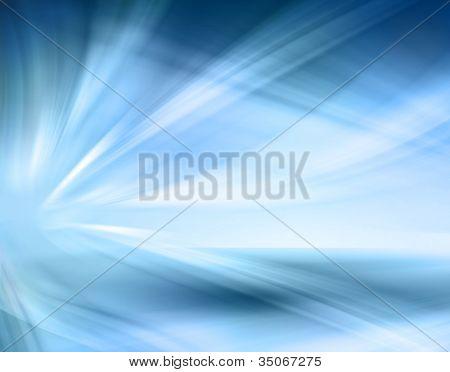 Resumen fondo azul claro