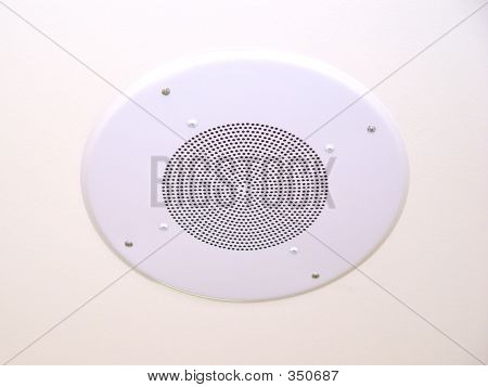 Integrated Ceiling Speaker
