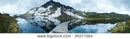 Alps Summer Panorama