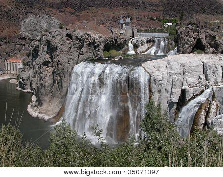 Idaho's Shoshone Falls 2