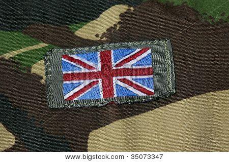 Union Jack Abzeichen