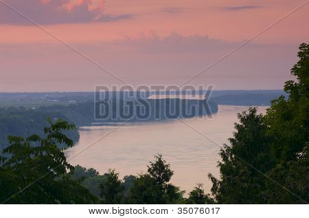 Queenston Heights Park Overlook