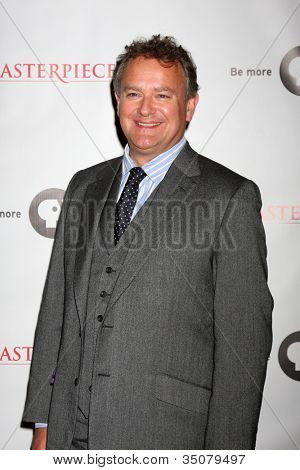 LOS ANGELES - JUL 21:  Hugh Bonneville at a photocall for