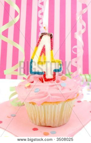 Young Girl's Birthday