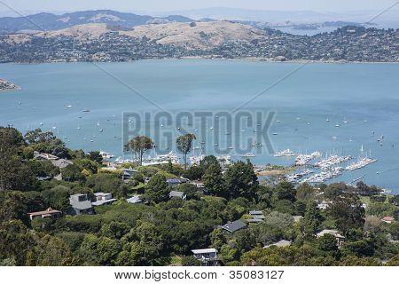 Sausalito, CA view