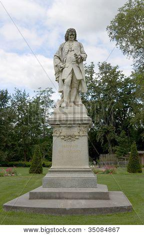 Monument For Bernard De Jvssiev