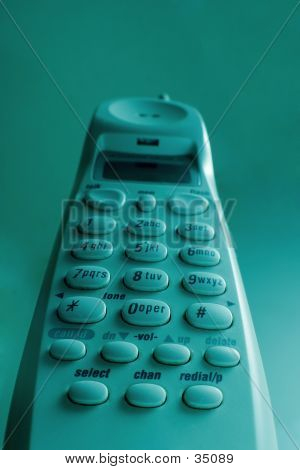 Towering Cordless Phone
