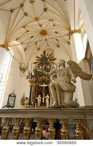 Religious Statues And Monuments