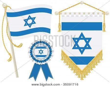 Israel Flags