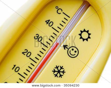 Temperatur Thermometer für Kälte Wärme Health care