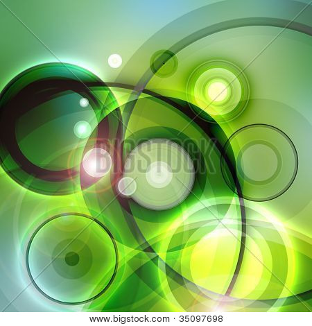 Abstract Futuristic Background