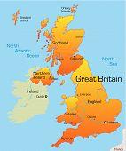 Постер, плакат: Великобритания