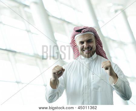 Empresário árabe no Oriente Médio