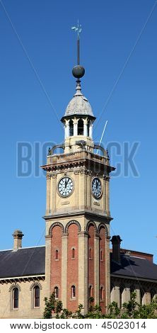 Customs House - Clock Tower Newcastle Australia