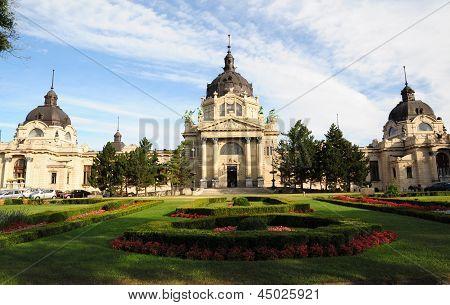 Budapest, Hungary, Thermal Baths