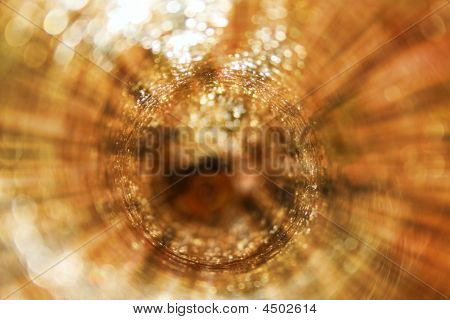 Abstract Blur Beaming Lighting Background