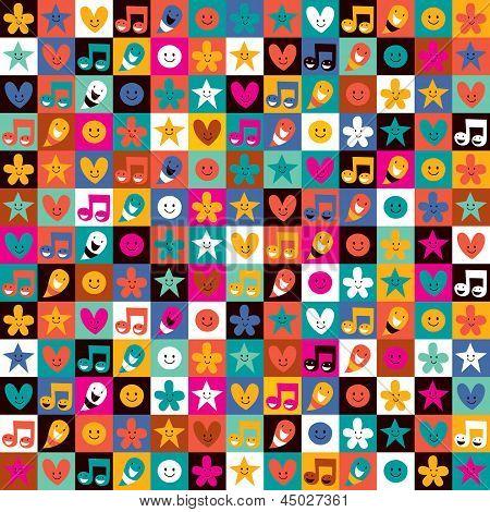 sweet fun pattern