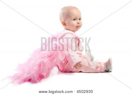 Baby In Pink