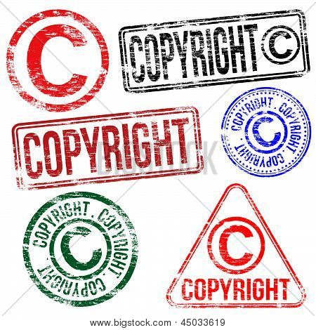 Copyright Stamps