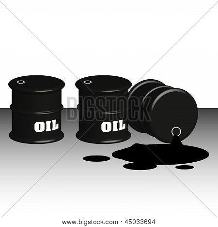 Oil leakage