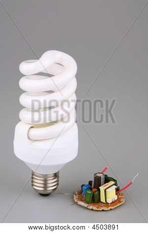 Power Saving Up Bulb