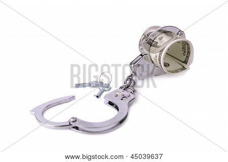 Cuffed Dollars