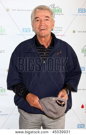 LOS ANGELES - APR 15:  Tom Dressen at the Jack Wagner Celebrity Golf Tournament benefitting the Leukemia & Lymphoma Society at the Lakeside Golf Club on April 15, 2013 in Toluca Lake, CA