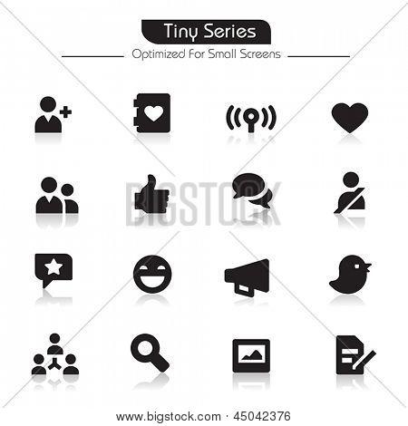 Community Icons Tiny Series