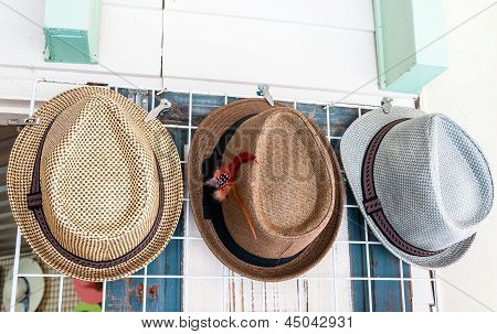 Classical Woven Hat