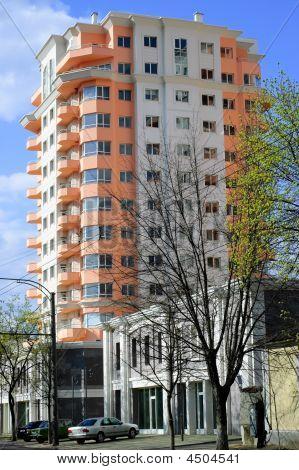 Nuevo edificio residencial