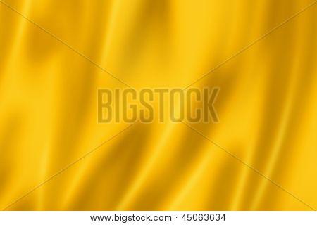 Yellow Satin Texture